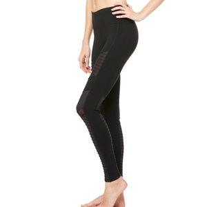 ALO yoga Moto Legging in Black